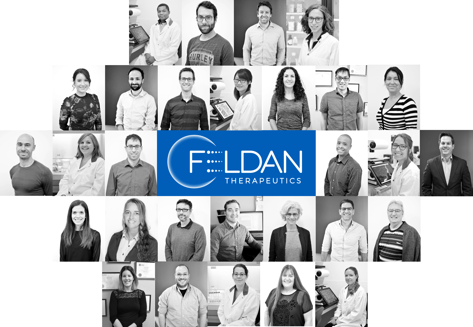 Feldan Therapeutics' Team